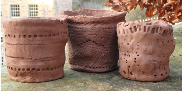 Join in with one of the many workshops taking place as part of the exhibition, including Bronze Age pottery and Celtic Head Fun