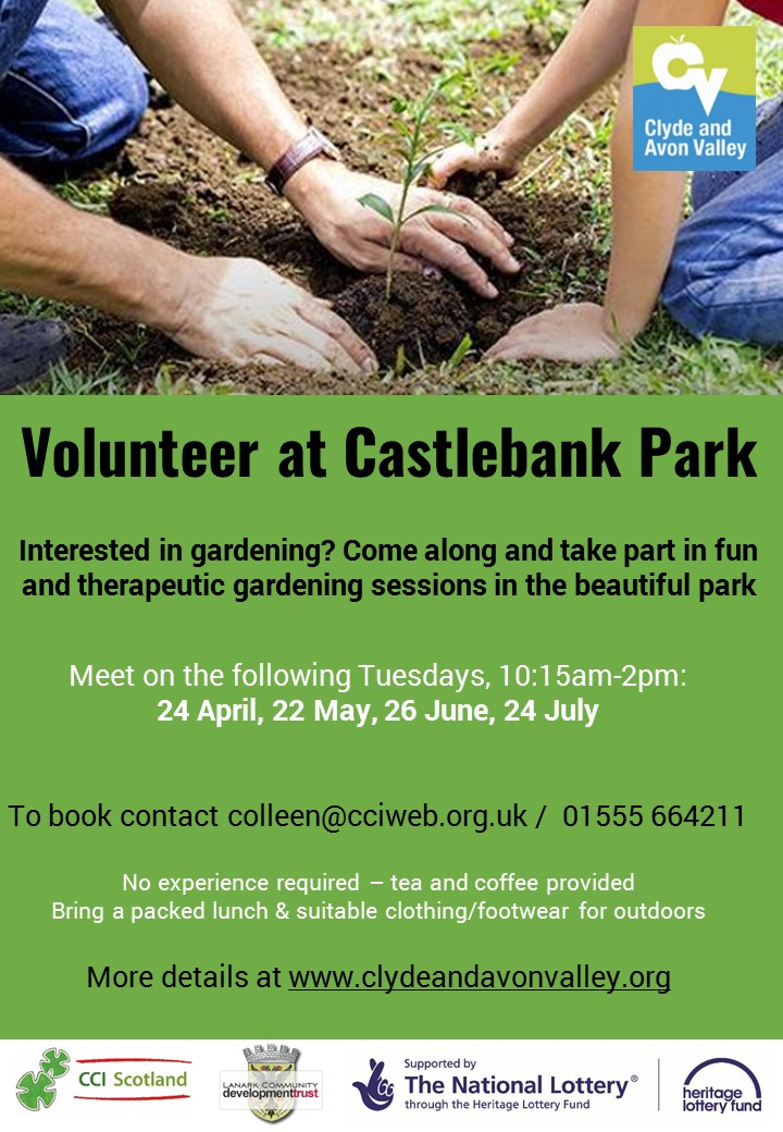 Community Gardening at Castlebank Park