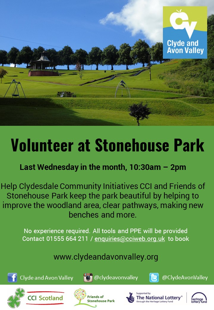 Stonehouse Park Environmental Volunteering - last Wednesday in the month
