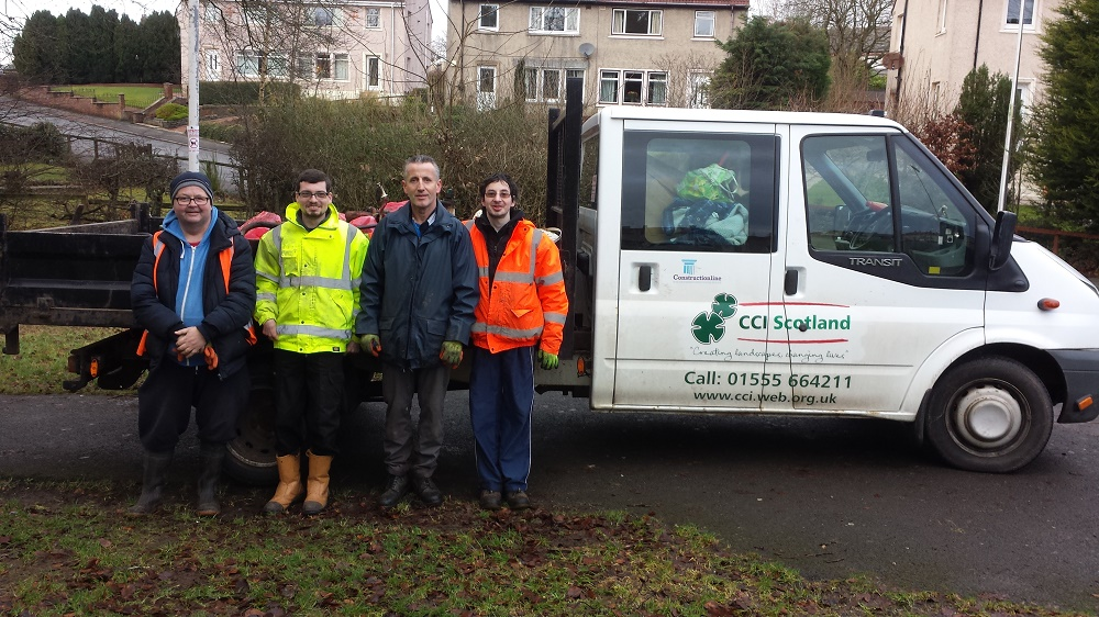 There are plenty of other volunteering opportunities available with the Clyde and Avon Valley Landscape Partnership, from surveying to community clean-ups, gardening and more