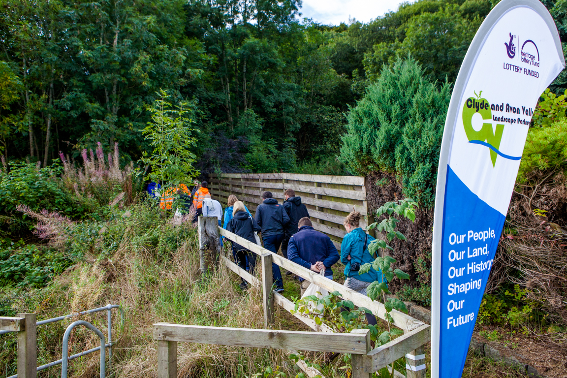 Clyde Walkway Community Links new routes