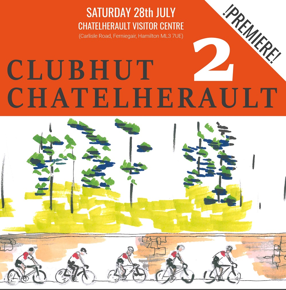 Clubhut 2 Chatelherault short film screening