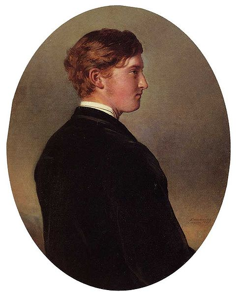 William Douglas-Hamilton, 12th Duke of Hamilton and 2nd Duke of Chatelherault, Franz Xaver Winterhalter, date unknown, Public Domain, https://commons.wikimedia.org/w/index.php?curid=2042937