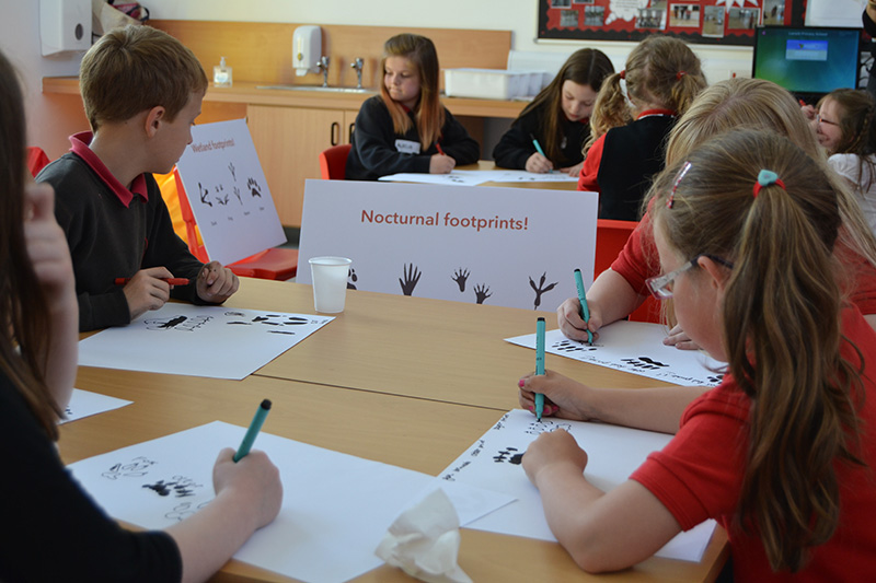 Local school children help design Clearburn