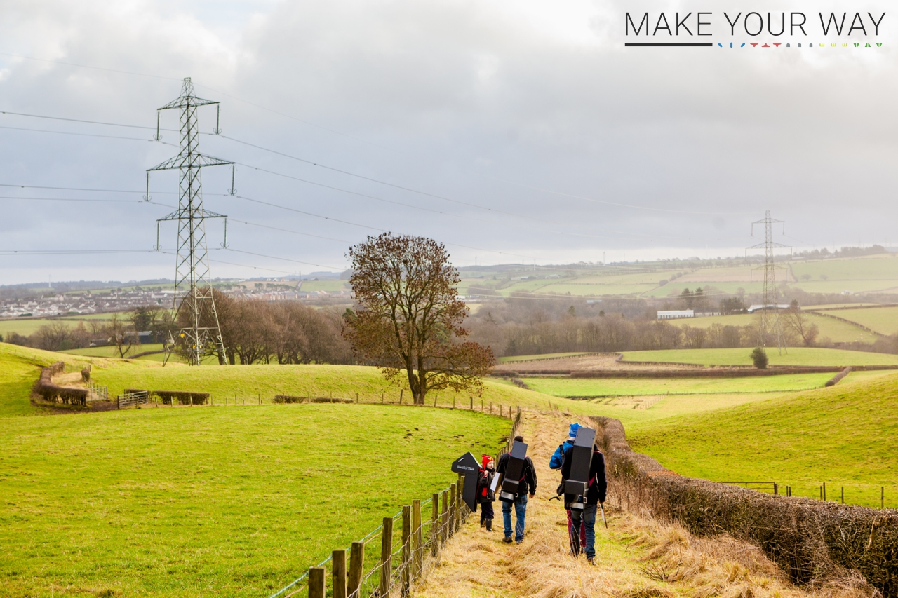 Make Your Way Clyde and Avon Valley Landscape Partnership