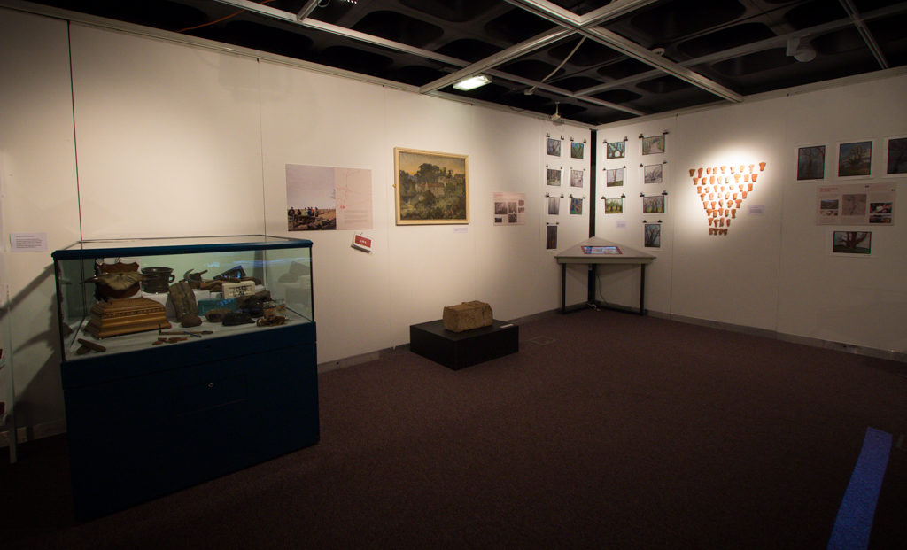 Part of Life Section of the Exhibition