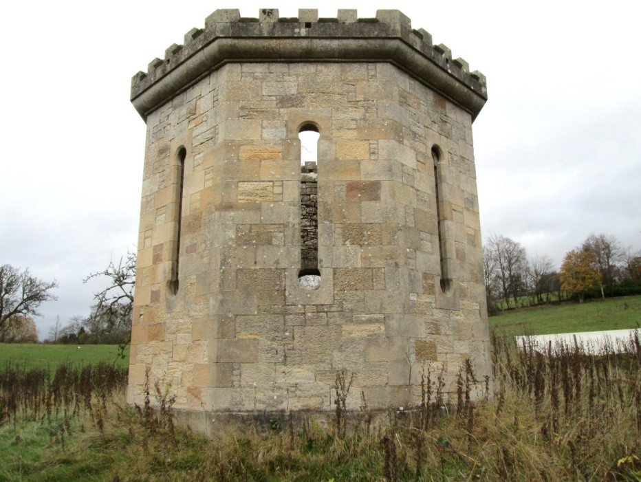 The North Park Folly, SGLH, 2016