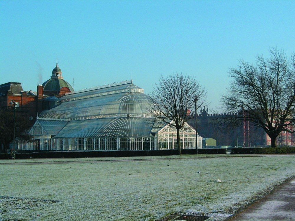 People's Palace and Winter Gardens, copyright Glasgow City Council