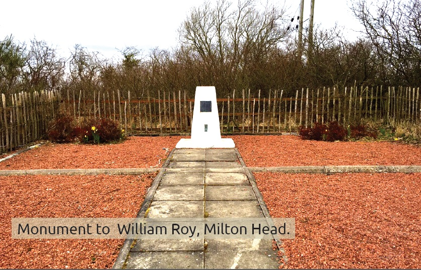 1. Milton Head - Birthplace of Modern Mapping