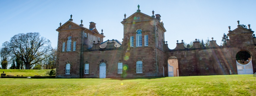 The future of Chatelherault lies in its past