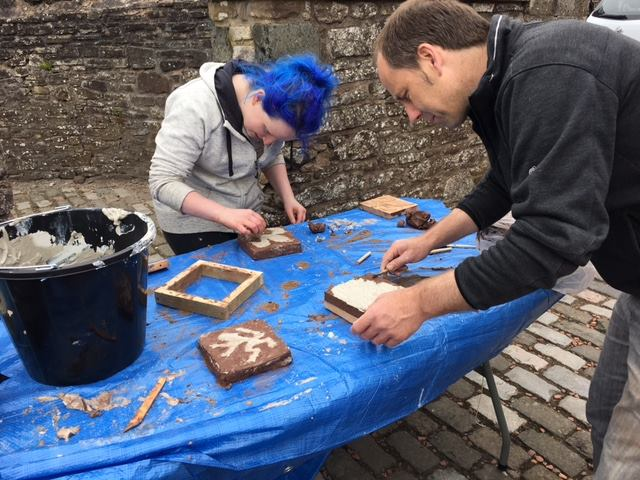 Volunteers Sought to Build Medieval Tile Kiln
