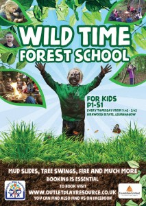 Lesmahagow Wild Time Forest School