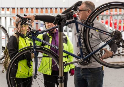 Dr Bike - Free bike maintenance, Lanark