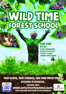 Lanark Wild Time Forest School
