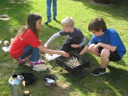 After School Fire Club a burning success at Underbank Primary