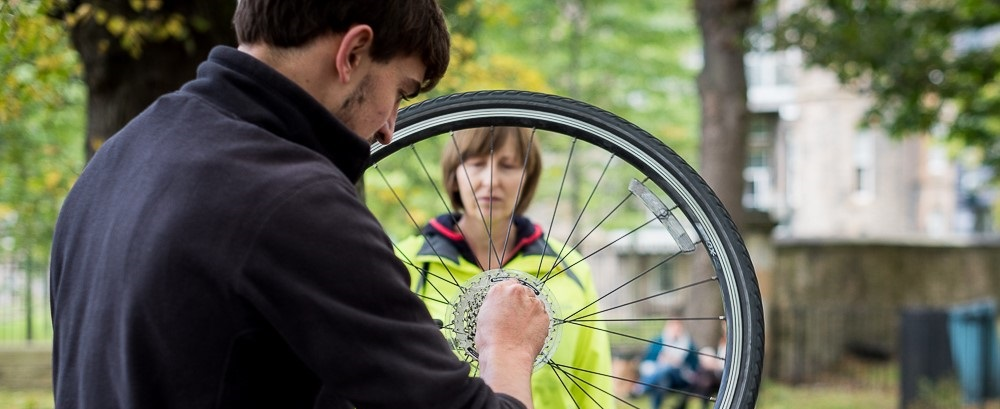 Big Bike Revival to get  Larkhall, Lanark, Stonehouse and Carluke cycling