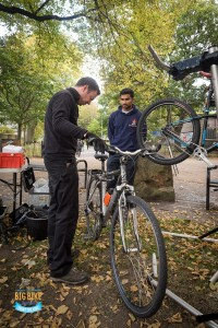 Free Bike Maintenance & Active Travel Drop-in: Larkhall Leisure Centre