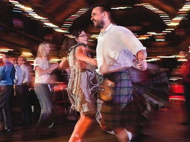 FREE ceilidh kicks off community-led action in Carstairs Junction