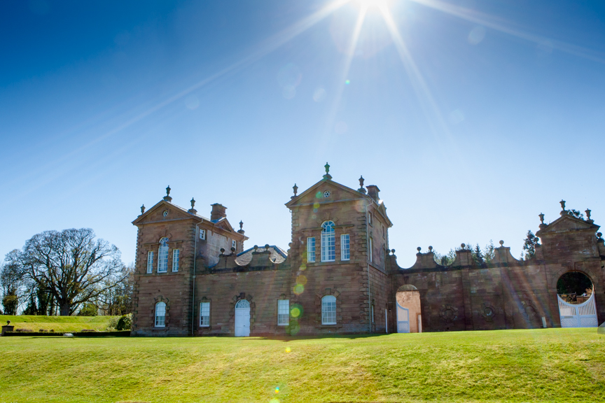 Join the St Andrew's Day walk at Chatelherault Country Park