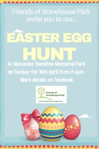 Friends of Stonehouse Park Easter Egg Hunt
