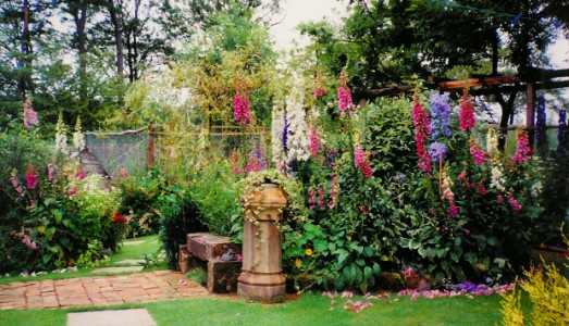 Scotlands Gardens Lanarkshire - Dippoolbank Cottage Garden