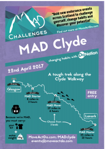 MAD Challenges presents: MAD Clyde