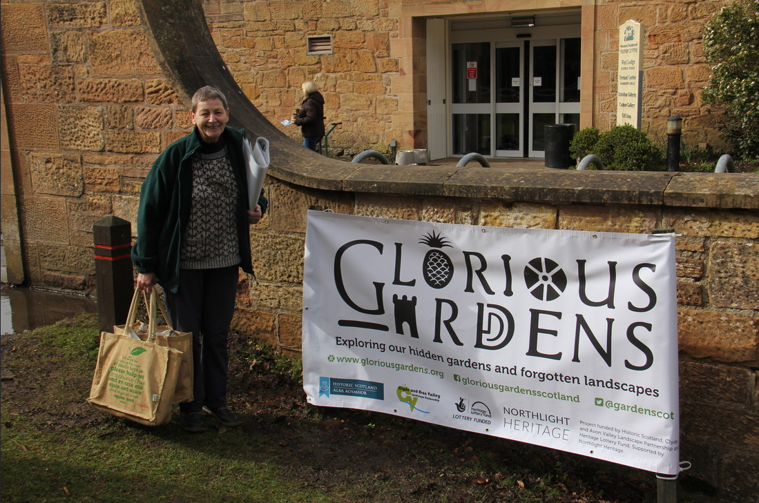 Glorious Gardens Goes Walking
