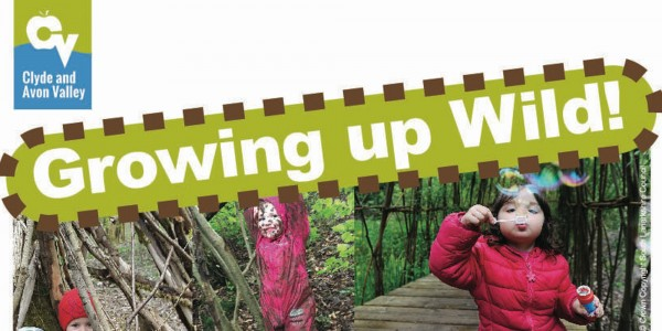 ***FULLY BOOKED*** Growing up Wild - Lanarkshire's First Natural Play Conference