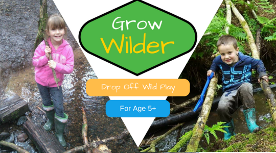 Grow Wilder - Lesmahagow