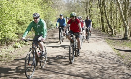 ***POSTPONED***FREE Guided Ride: Larkhall - Chatelherault