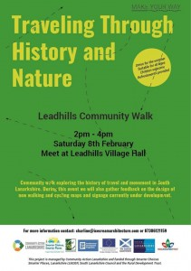 Travelling Through History and Nature - Leadhills