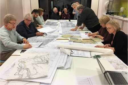 Local Landscape Heroes: Archaeological Research Masterclasses: Local Archives in South Lanarkshire