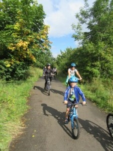 Four Bridges Family Cycle Ride