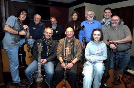 Clyde and Avon Valley Festival 2017:  Lanarkshire Songwriters Songwriting Workshop