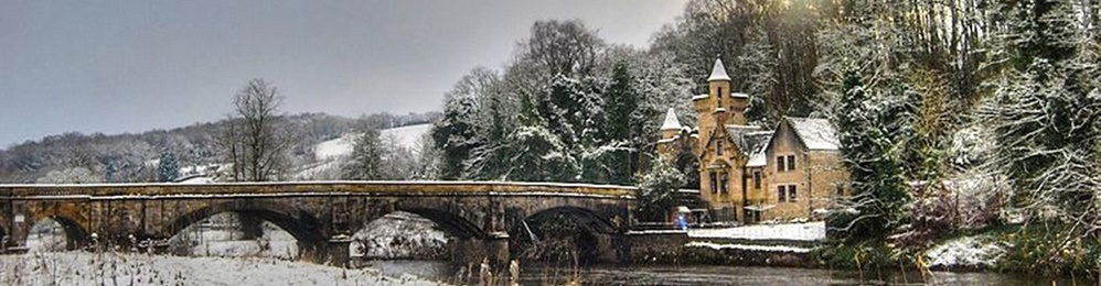 Ten Clyde and Avon Valley Winter Walks