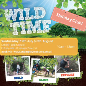 Wild Time Holiday Club - Lanark Racecourse