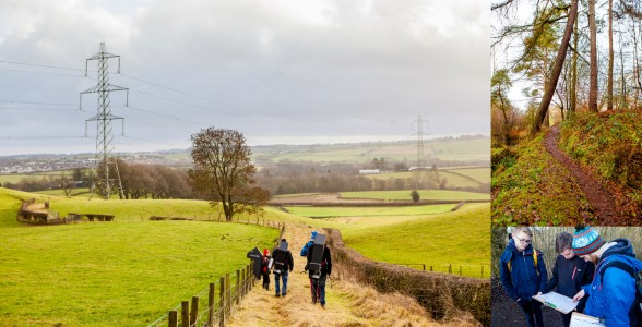 Clyde and Avon Valley Festival 2017: A Photography walk in Glassford where you are the artist!