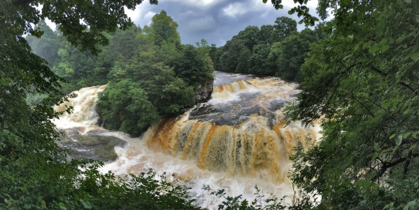 CANCELLED - Clyde and Avon Valley Festival 2017: Origins and Significance of the Falls of Clyde Guided Walk