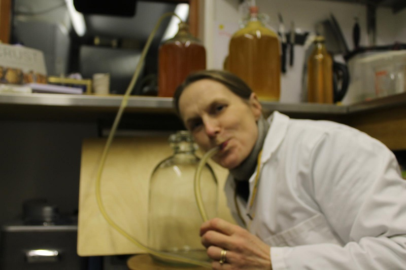 Cider Making Update Week 3 With Polly Murray