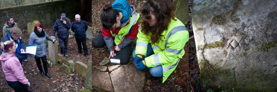 Treasured Remains: Uncovering Buried Tombstones, Dalzell