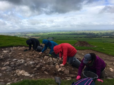 TALK: Ancient secrets of Black Hill and Castle Qua revealed