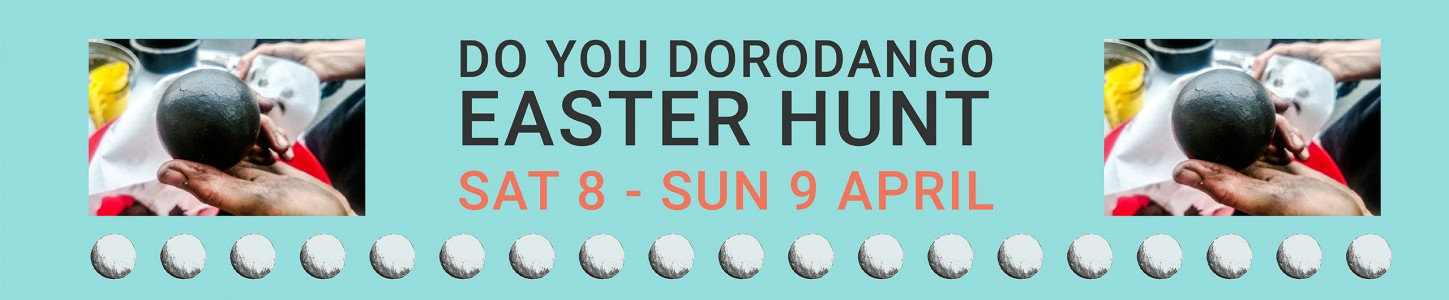 Do You Dorodango Easter Hunt