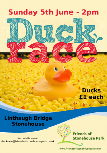 The Return of the Duck Race