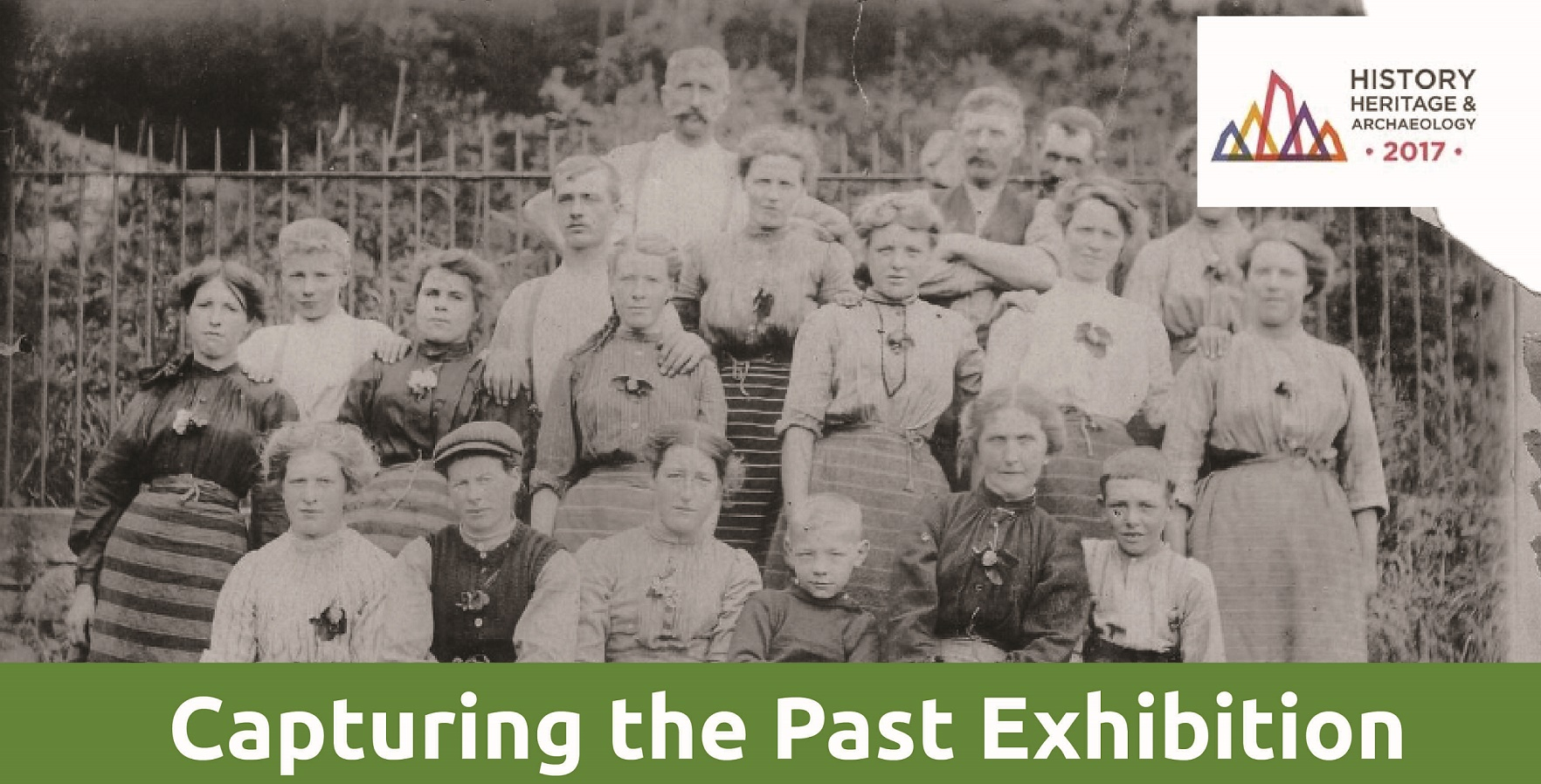 Capturing the Past Exhibition to launch in Rosebank, Saturday 25 March - Saturday 8 April