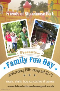 Friends of Stonehouse Park Fun Day