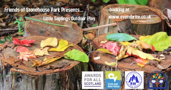 Little Saplings Outdoor Play, Stonehouse