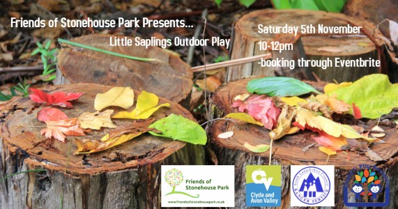 Little Saplings Outdoor Play Session