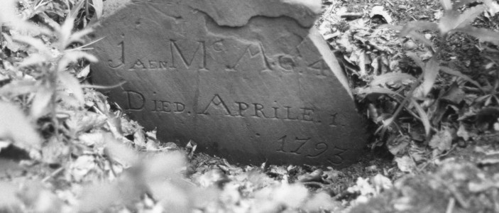 Treasured Remains: Graveyard Detectives, New Lanark Burial Ground