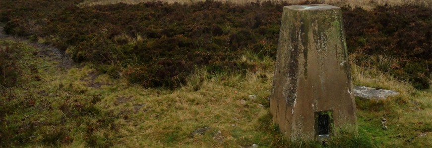 Trig Points: The Basis for Modern Mapping