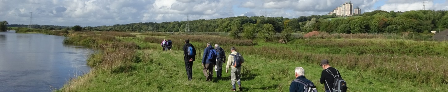 walking   clyde and avon valley landscape partnership